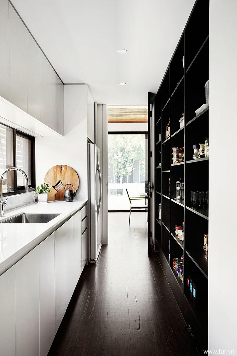 Toorak House pantry