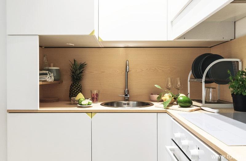 Taaacito Apartment kitchen