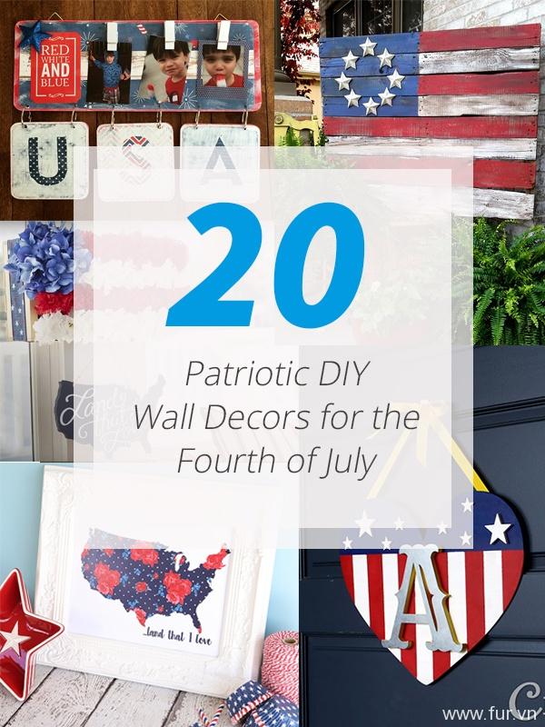 patriotic decors
