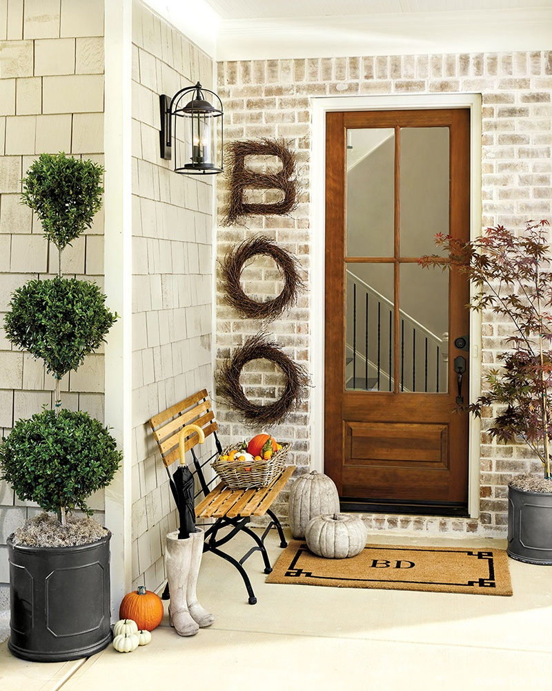 Decorating Your Outdoor Space for Fall