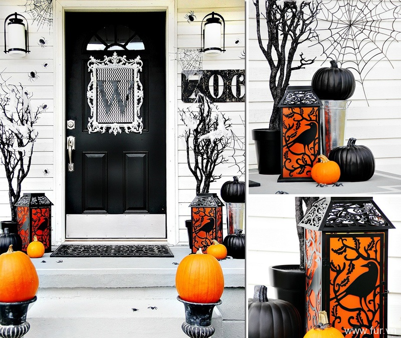 Twenty Ways to Decorate Halloween