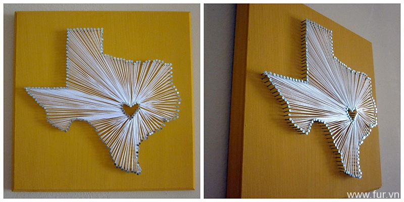 State Nail and String Art
