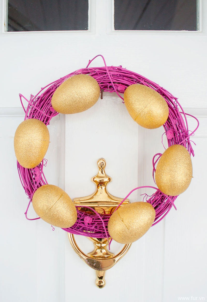 Easter Wreath Rescue