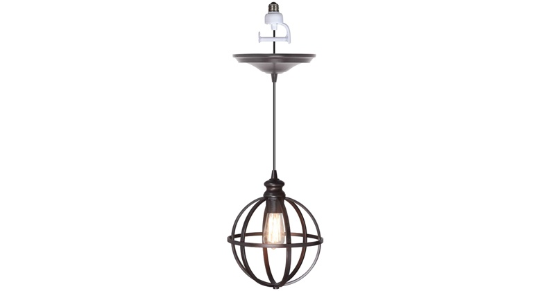 cage hanging lamps