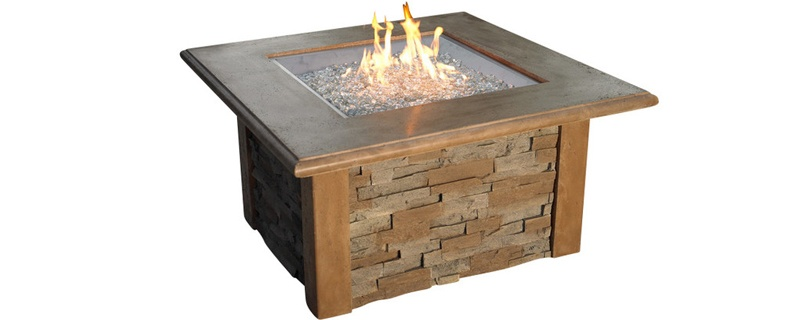 Contemporary outdoor Fire Pits