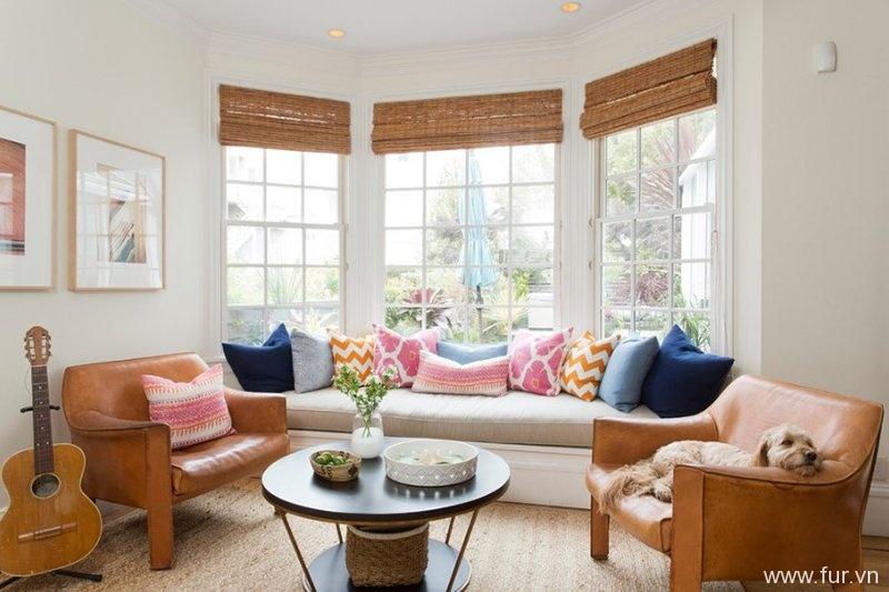 Braun + Adams Interiors Filbert St Home
