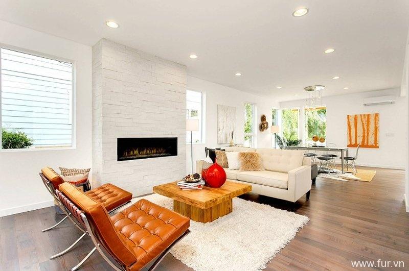 Contemporary-Modern Magnolia Home