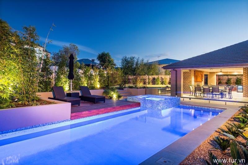 pool furnitures