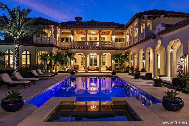 Moorish Villa