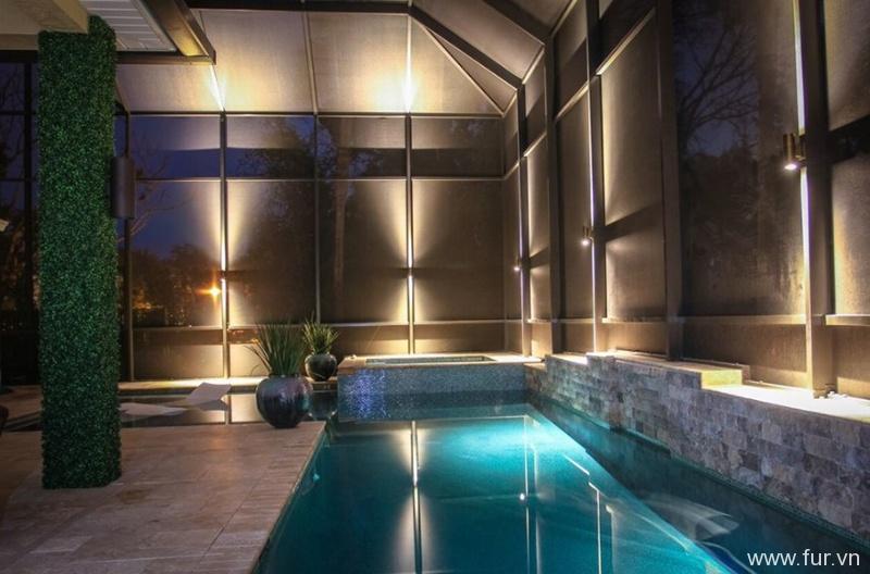 Stylish Pool Photos