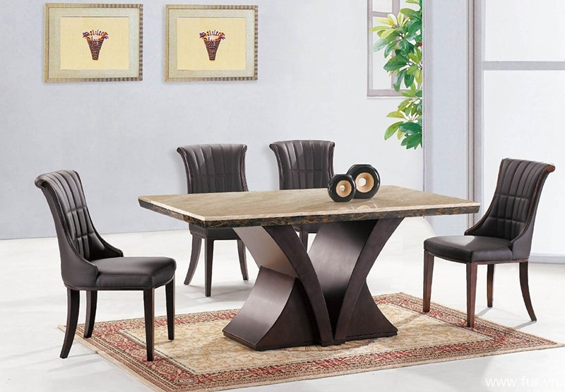 Madrid Marble Dining Table