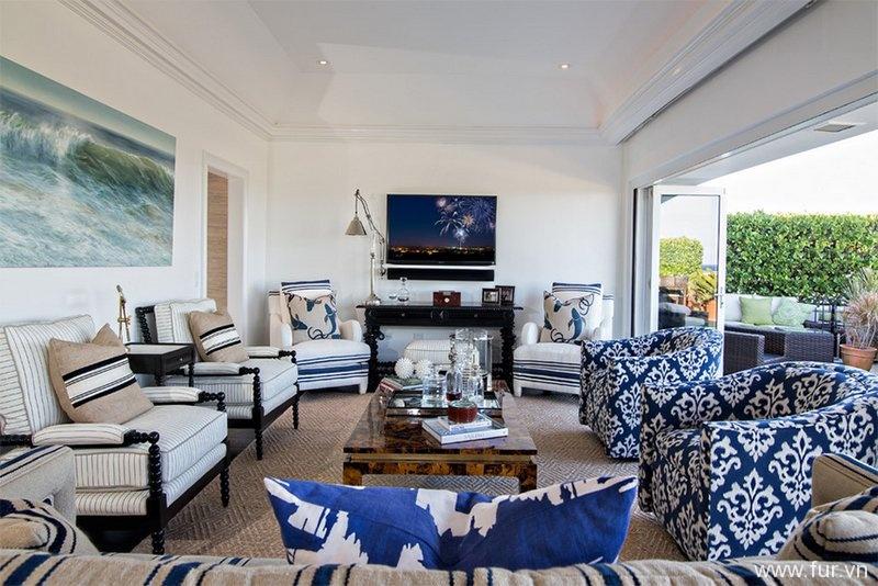 Palm Beach Condominium Interior Design
